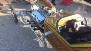 426 Hemi Front Engine Dragster: Racing at Real Street Drags – Tom