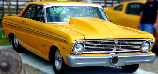ProCharged 1965 Ford Falcon