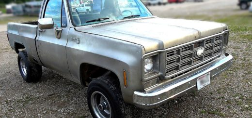 1975 K10 4wd Chevy Truck