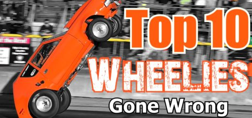Top 10 Most Ridiculous Drag Racing Wheelstands that I have filmed in the last 5 years at Byron Dragway.  This is a wheelie contest so they are taking the wheelie bars off or pulling them way up to win this contest for the roaring crowd.  This is an amazing event that goes on every October at Byron Dragway and is one contest that I look forward to every year.  Enjoy and feel free to comment below on your favorite wheelie or car.  Thanks for watching.  Music: #24 (Cheap Hair Metal) Rock Song Download Music: http://teknoaxe.com/cgi-bin/link_code... also on iTunes: https://itunes.apple.com/us/album/int... http://www.facebook.com/teknoaxe **This track is Royalty Free and is free for anyone to use in YouTube videos or other projects, whether monetized or not.** http://www.reverbnation.com/teknoaxe   Whatdafunk by Audionautix (http://audionautix.com) is part of the YouTube Audio Library (https://www.youtube.com/audiolibrary/...) and it's licensed under a Creative Commons license (https://creativecommons.org/licenses/...).  Top 10 Wheelies Gone Wrong (with crashes, fails, and other crazy stuff)