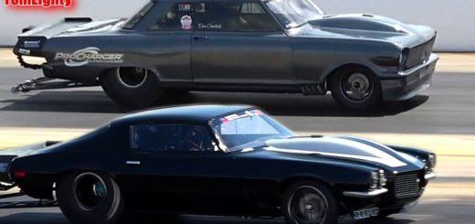 Filming Street Outlaws No Prep Kings – Tom Eighty Videos