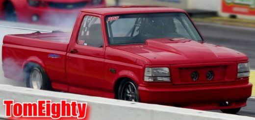 Old Fast Ford Trucks Drag Racing – Tom Eighty Videos